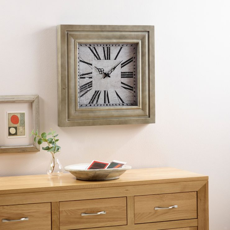 Charlton Wall Clock - Image 1
