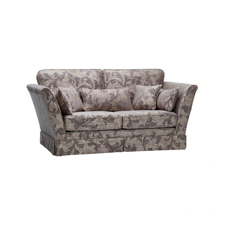 Chartwell 2 Seater Sofa in Grey - Image 6