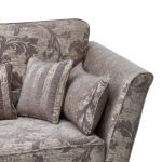 Chartwell 2 Seater Sofa in Grey - Thumbnail 6