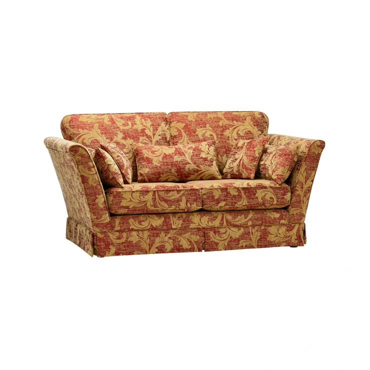 Chartwell 2 Seater Sofa in Rust - Image 5