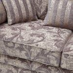 Chartwell 3 Seater Sofa in Grey - Thumbnail 5