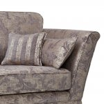 Chartwell 3 Seater Sofa in Grey - Thumbnail 7