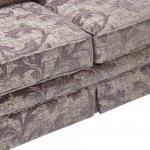 Chartwell 3 Seater Sofa in Grey - Thumbnail 6