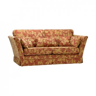 Chartwell 3 Seater Sofa in Rust