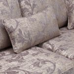 Chartwell 4 Seater Sofa in Grey - Thumbnail 5