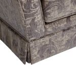 Chartwell 4 Seater Sofa in Grey - Thumbnail 6