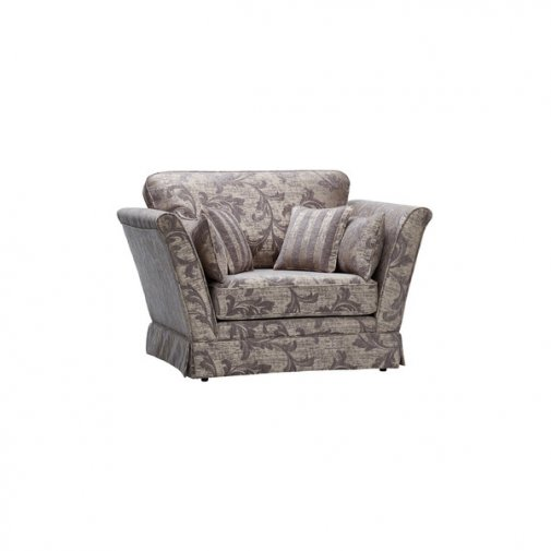 Chartwell Loveseat in Grey