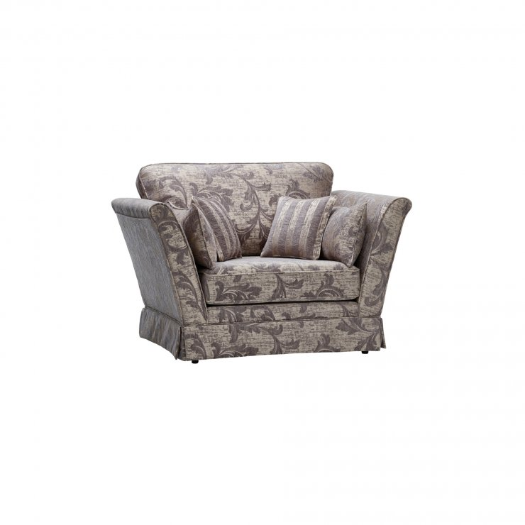 Chartwell Loveseat in Grey - Image 5