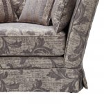 Chartwell Loveseat in Grey - Thumbnail 4