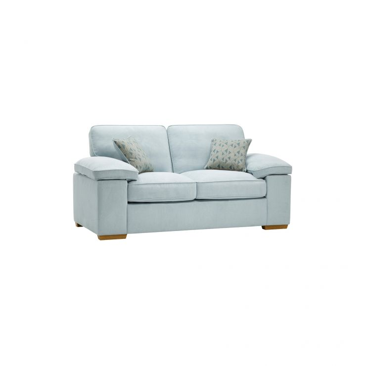 Chelsea 2 Seater Sofa in Cosmo Duck Egg