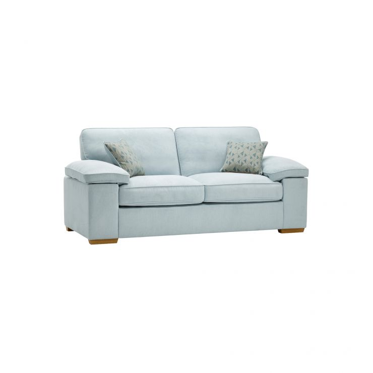 Chelsea 3 Seater Sofa in Cosmo Duck Egg