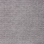 Chloe Armchair in Logan Fabric - Silver - Thumbnail 2