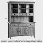 Classic Natural Solid Oak Large Dresser - Thumbnail 4
