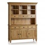 Classic Natural Solid Oak Large Dresser - Thumbnail 1
