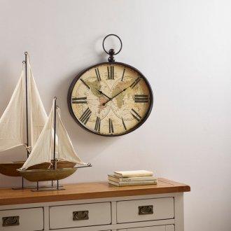 Columbus Wall Clock