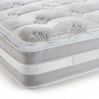 Corsham Pillow-Top 3000 Pocket Spring Single Mattress