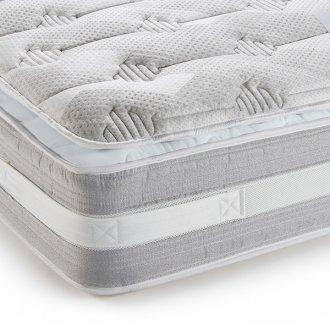 Corsham Pillow-Top 3000 Pocket Spring Super King-Size Mattress