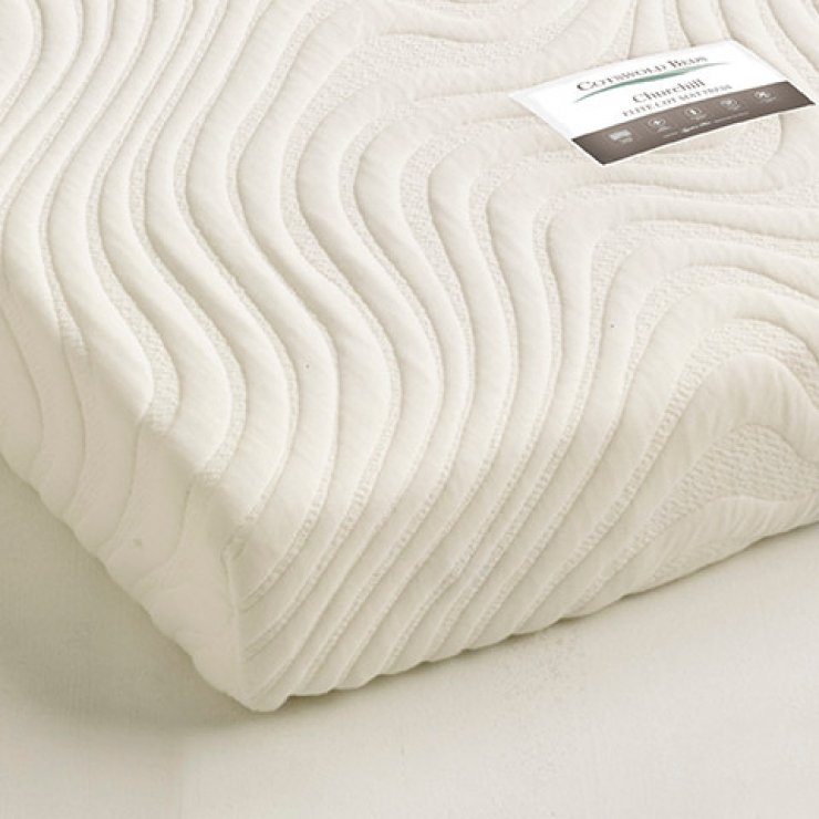 Cotswold Beds: Churchill Elite Cot Mattress