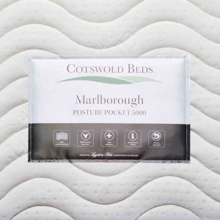 Marlborough Posture Pocket 5000 Pocket Spring Super King-size Mattress