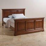 Cranbrook Solid Hardwood 5ft King-Size Bed - Thumbnail 1
