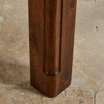 Cranbrook Solid Hardwood 5ft x 3ft Extending Dining Table - Thumbnail 7