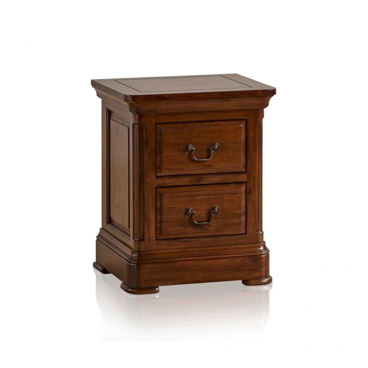 Cranbrook Solid Hardwood Bedside Table