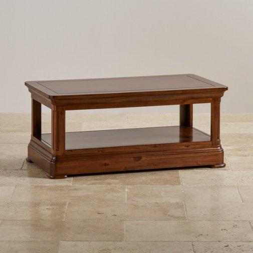 Cranbrook Solid Hardwood Coffee Table