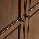 Cranbrook Solid Hardwood Double Wardrobe - Thumbnail 4