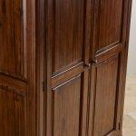 Cranbrook Solid Hardwood Double Wardrobe - Thumbnail 5