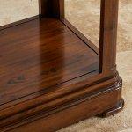 Cranbrook Solid Hardwood Lamp Table - Thumbnail 5