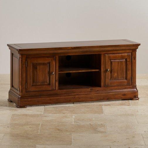 Cranbrook Solid Hardwood Large TV Cabinet