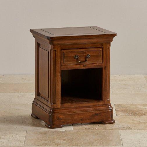 Cranbrook Solid Hardwood Side Table