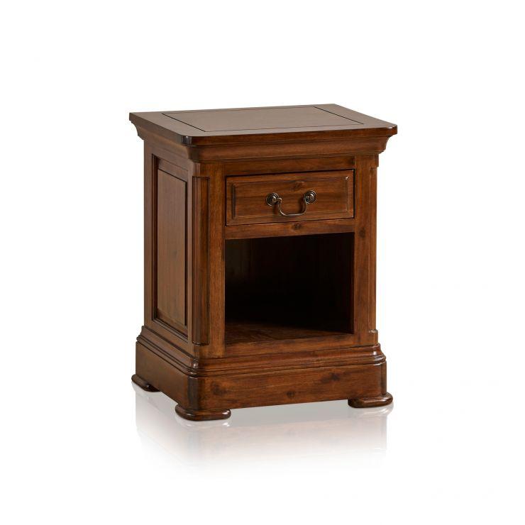 Cranbrook Solid Hardwood Side Table - Image 6