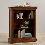 Cranbrook Solid Hardwood Small Bookcase - Thumbnail 4
