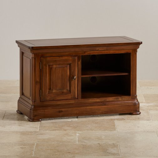 Cranbrook Solid Hardwood Small TV Cabinet