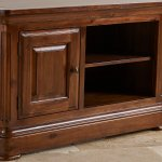 Cranbrook Solid Hardwood Small TV Cabinet - Thumbnail 7