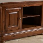 Cranbrook Solid Hardwood Small TV Cabinet - Thumbnail 7
