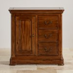 Cranbrook Solid Hardwood Storage Cabinet - Thumbnail 2