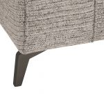 Cube 2 x 2 Stone Corner Sofa in Fabric - Thumbnail 6
