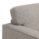 Cube Stone Armchair in Fabric - Thumbnail 5