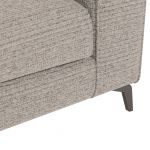 Cube Stone Armchair in Fabric - Thumbnail 7