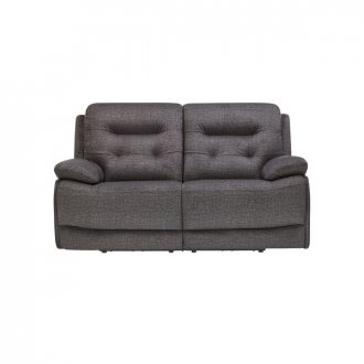 Dallas 2 Seater Electric Reclining Sofa