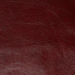 Devon 3 Seater Manual Sofa with 2 Recliners - Burgundy Leather - Thumbnail 4