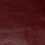 Devon Armchair with Manual Recliner - Burgundy Leather - Thumbnail 4