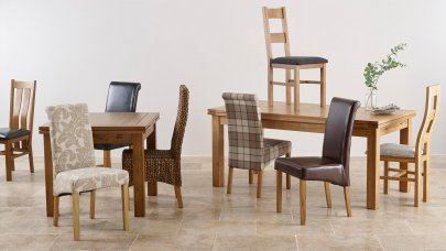 Dining Room Furniture | Free Delivery | Oak Furniture Land
