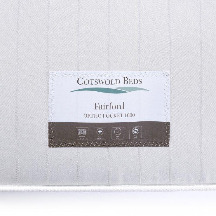 Fairford Ortho Pocket 1000 King-size Mattress