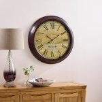 Fine Wine Wall Clock - Thumbnail 1