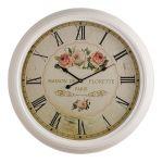 Florette Wall Clock - Thumbnail 1