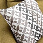 Fraser Left Hand Corner Sofa in Icon Fabric - Lime - Thumbnail 8