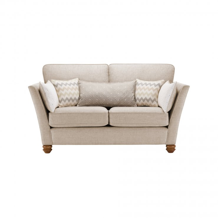 Gainsborough 2 Seater Sofa in Beige with Beige Scatters - Image 2